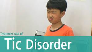 tic disorder treatment