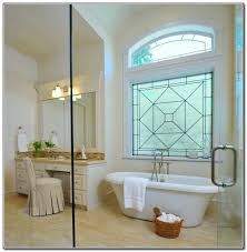 Bathroom Window Options Perfect Within Bathroom