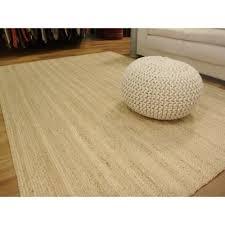 seagrass jute woven natural floor area rug