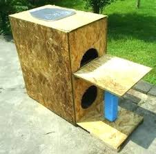 enclosed outdoor cat house outdoor cat house here kitty kitty kitty outdoor cat outdoor cat tree