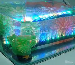 Fish Tank Lights Cheap Discount Multi Color Led Aquarium Light 12 Leds 1 5w 31cm