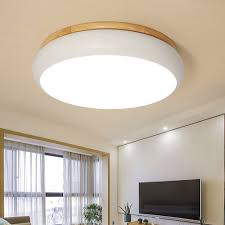 creative led nordic small ceiling lamp