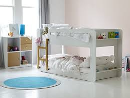 Mini Me Compact Bunk Frame: Single Bunk Bed - love how this is close to