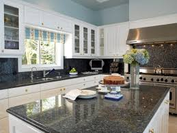 Light Backsplash With Dark Cabinets White Cabinets Stainless Steel