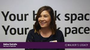 On Women and Leadership: Andrea Castruita - YouTube