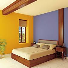 amazing colour combination for cozy bedroom decorating ideas with elegant wooden furniture