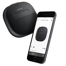 bose bluetooth speakers. when used with the bose connect app, it can sync other soundlink speakers for stereo mode (left-right channel) or party (to play music bluetooth