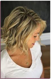 Image Coiffure Wave Sur Cheveux Mi Long Coupe De Cheveux