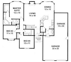 230 Best House Plans Images On Pinterest  House Floor Plans Floor Plans With Garage