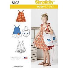Amazon Simplicity Creative Patterns Simplicity Patterns Child's Fascinating Simplicity Patterns