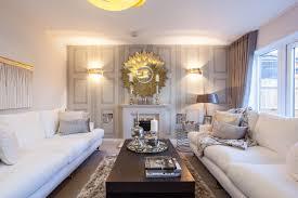 Claude Hooper Interiors Show Homes - Show homes interior design