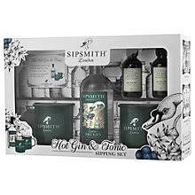 sipsmith hot gin and tonic gift set
