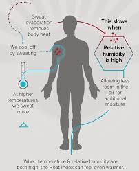 Heat Index Chart Sports Osaa Heat Index