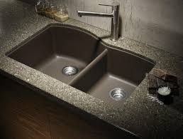 Granite Kitchen Sinks Pros And Cons Lowes Copper Kitchen Sink The Rustic Artisan Kitchen Showcases