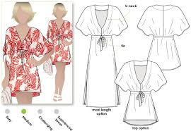 Swimsuit Cover Up Pattern