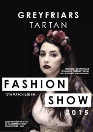 Fashion Design Competitions Uk Greyfriars Tartan Design Competition