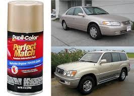 duplicolor ebty15967 cashmere beige metallic toyota exact match automotive paint