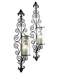 wall candle sconces with glass crystal wall candle holder floor candle holders wrought iron rustic wood wall candle sconces wall mounted candle wall sconce