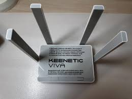 Обзор на <b>Wi</b>-<b>Fi роутер Keenetic Viva</b> KN-1910