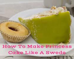 How To Make Princess Cake Like A Swede Tracing The Dish Epicure