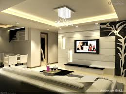 Tv Wall Decoration For Living Room Living Room Tv Wall Designs Chinese Tv Wall Design Rendering Tv