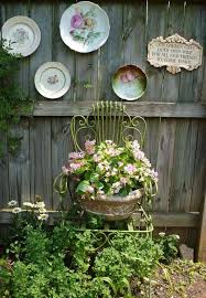 garden fence decor woohome 10