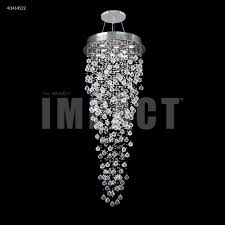 crystal rain 8 light entry chandelier