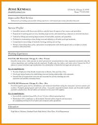 Bartender Job Description For Resume Server Responsibilities Cool Bartender Duties Resume