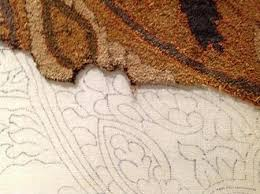 detail of tufted rug outline what is a hand wool rugs from india how do you make area