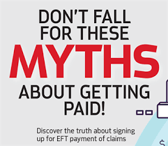 Don't Fall for These Myths About Getting Paid! by Priscilla Holland  Priscilla Holland, senior director of the National ACH Association,… |  Myths, Paying, Dentistry