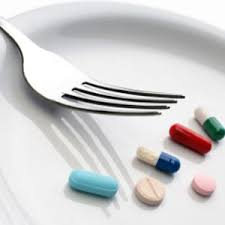 medicine on plate as food ile ilgili görsel sonucu