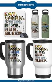 gifts for the triathlete by beverly claire designs