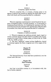 appendix f excerpts law no and penal code of the so  page 67
