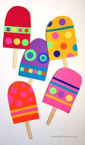 Kindergarten Crafts For Summer