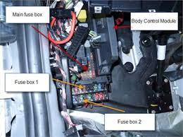 chrysler town and country fuse box location  2007 chrysler town and country fuse box location 2007 home source