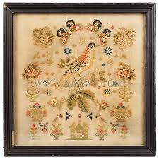 embroidery sampler cross stitch