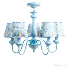 oovov kid s room pendant lamp blue iron giraffe cosmic planet bedroom baby room pendent lights chandelier bedroom hanging lights ceiling lights modern from