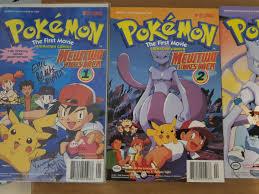 Pokemon Comics Signed DF Certified 1546/8000 in WF15 Kirklees für 75,00 £  zum Verkauf