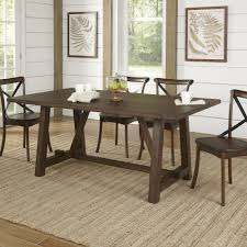 Rectangle Dining Room Tables Farmhouse Dining Tables Birch Lane