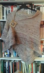Sherry Iris Designs Midwinter Mist Shawl Pattern By Yarnia Designs In Yarns