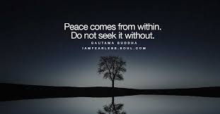 Quotes About Peace Interesting 48 Inner Peace Quotes To Help You Through Your Challenges