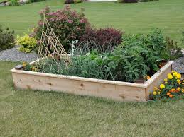 Small Picture Raised Garden Bed Designs Free Garden Design And Garden Ideas