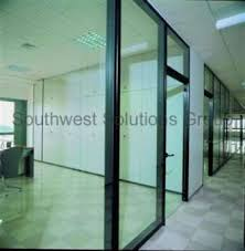 Glass Office Wall ArchitecturalglassofficewallsJacksonTexasOklahomaArkansas Architectural Glass Office Walls Jackson Wall