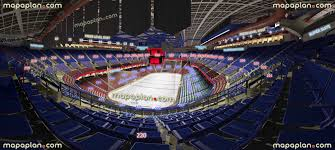 Scotiabank Saddledome View From Section 220 Row 18