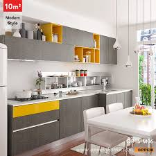 Straight Line Kitchen Design