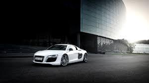 audi r8 wallpaper 1920x1080.  Audi 1920x1080 Wallpaper Audi R8 White Building Intended Audi R8 I