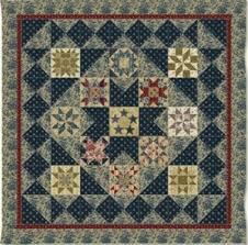 The Generals Wives Full Pattern Set - NEW Quilt Kits, NEW Block of ... & The Generals Wives Full Pattern Set Adamdwight.com