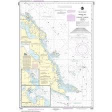 Noaa Nautical Chart 14863 Saginaw Bay Port Austin Harbor