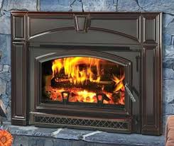 gas and wood burning fireplace fireplace gas fireplace conversion wood burning stove