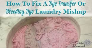 How To Prevent Color Bleeding In Laundry  HowStuffWorksHow To Wash Colors That Bleed